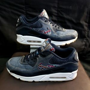 Nike Shoes Air Max 90 Afro Punk Size 11